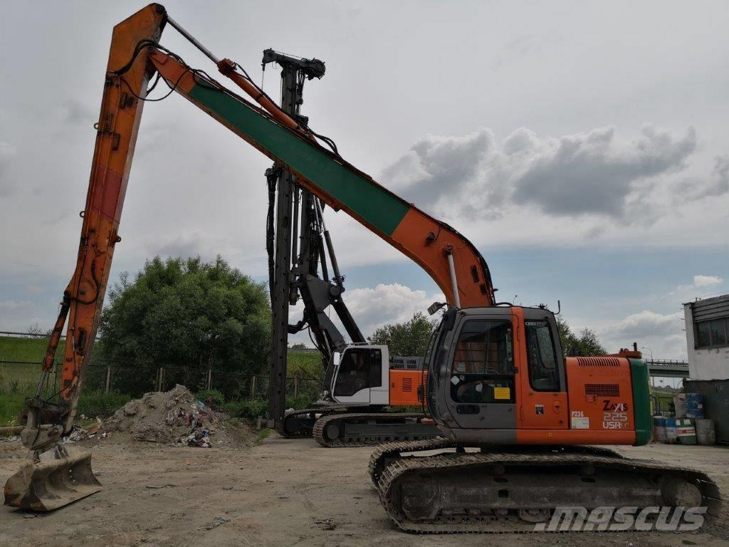 Hitachi ZX 225 USR LC-3 Long Reach