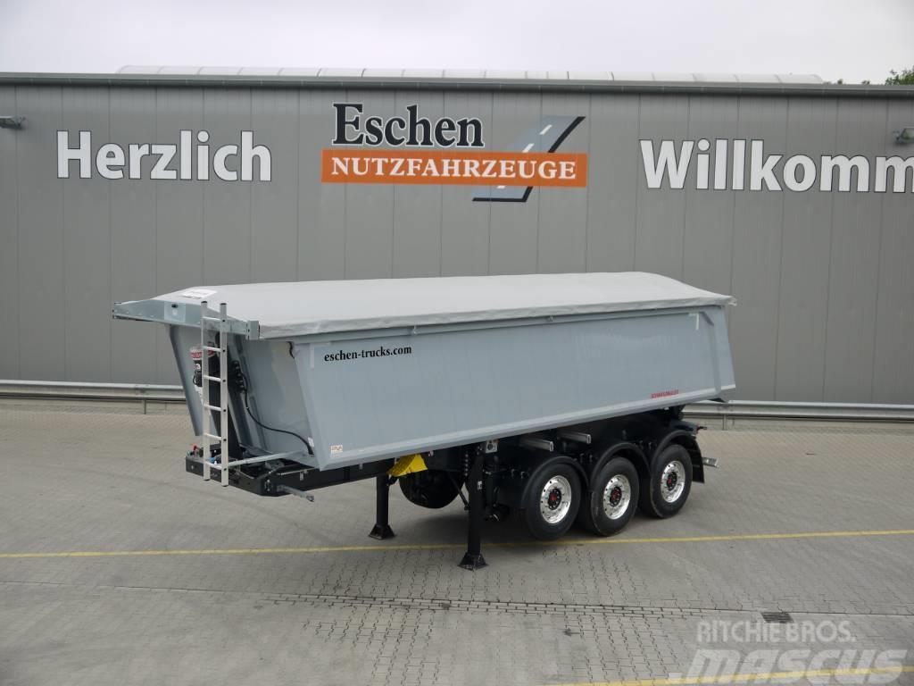 Schwarzmüller 24m³ Alumulde, Obj.-Nr.: 0210/20