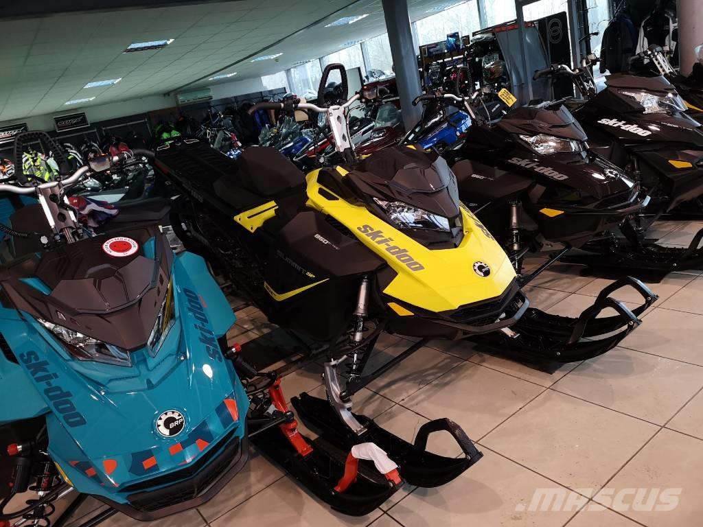Ski-doo Summit 850 ETEC 164 2017