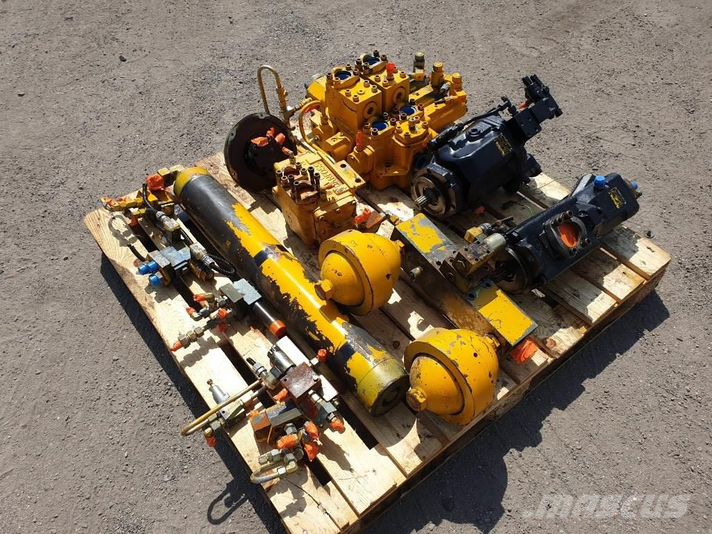 Kaelble SL 18 HYDRAULIC COMPLET PARTS