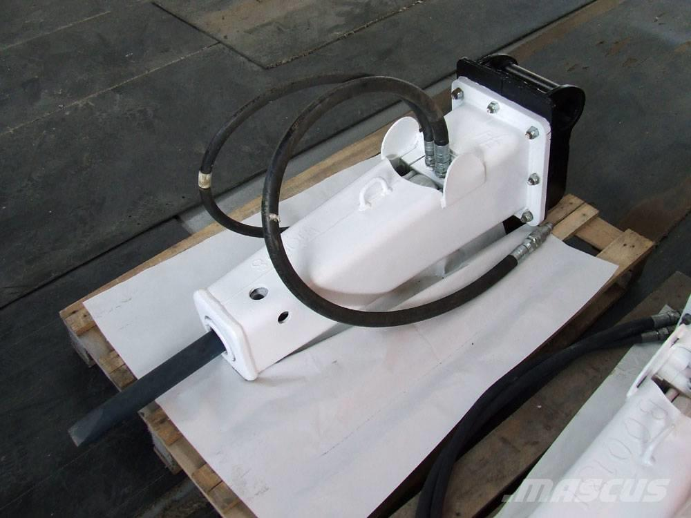 Furukawa F3 to minidiggers TYPES 2.5-3.5 tons