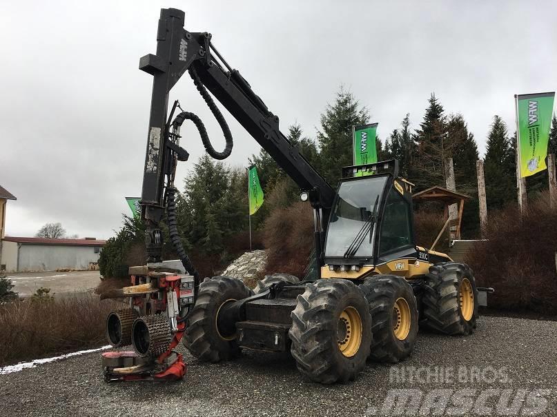 Eco Log 590C mit Logmax 6000B - Gebrauchtmaschine