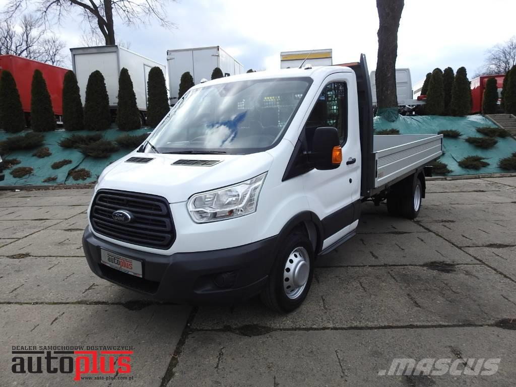 Ford TRANSIT LONG CHASSIS A/C TEMPOMAT 125HP