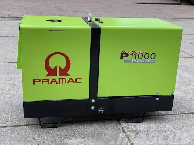 Pramac P11000  Yanmar Diesel 400V 3PH
