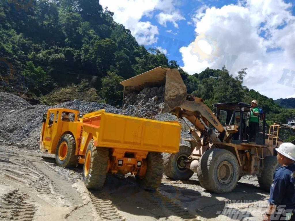 [Other] Fambition Tunnel dumper 30MT 15m³
