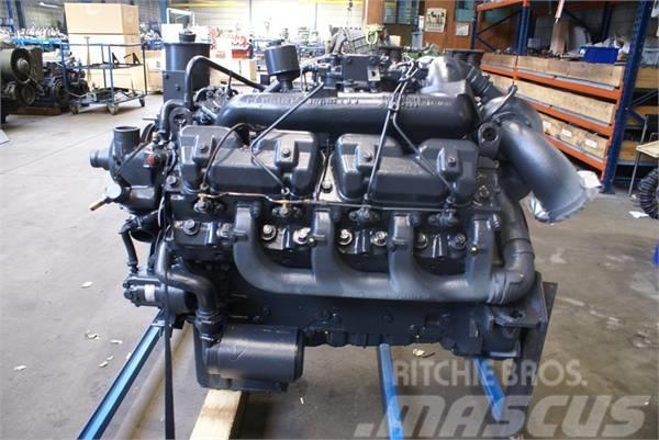 Perkins V8540XE, 2012, Motorer