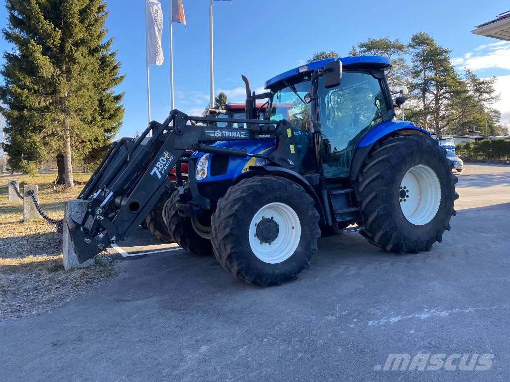 New Holland TS 100 A
