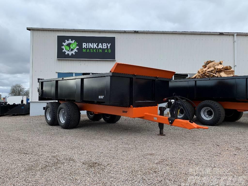 [Other] Dumper/Schaktvagn BMF 13 ton