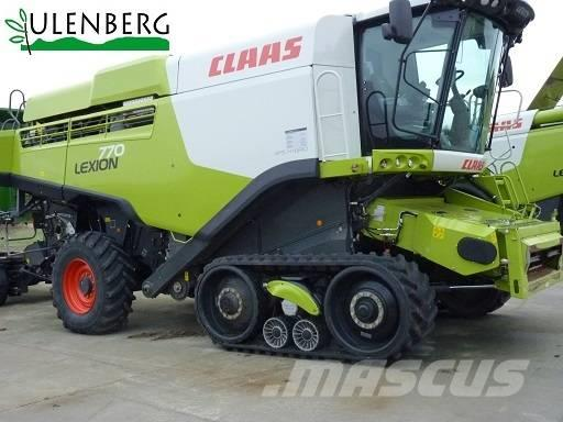 CLAAS Lexion 770 TT+V930+w.transportowy