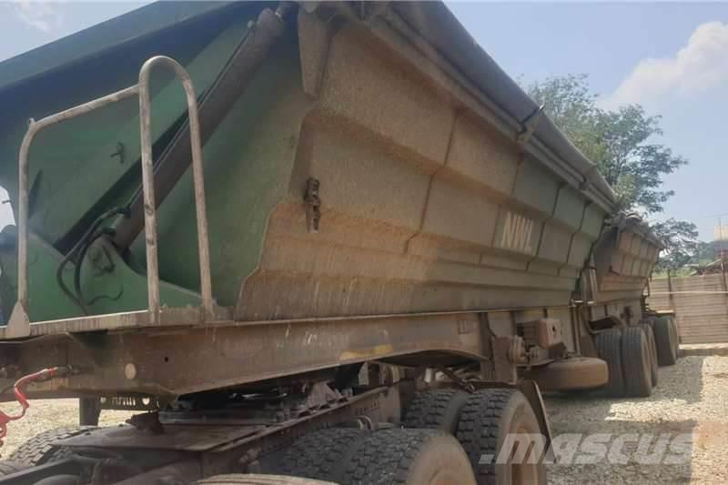 Sa Truck Bodies LINK SIDE TIPPER