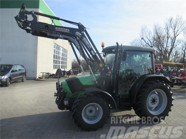 Deutz-Fahr Agroplus 315 ECO