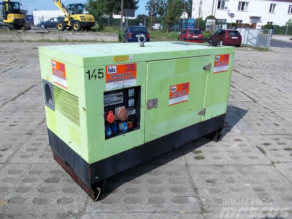Pramac GBL42D 31 kW