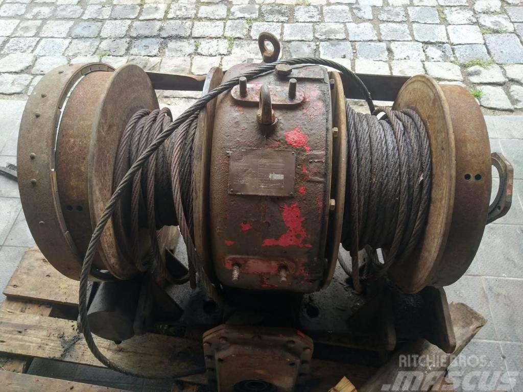 LKT81 wciągarka winch