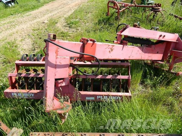Plojboy 2000, Other tillage machines and accessories