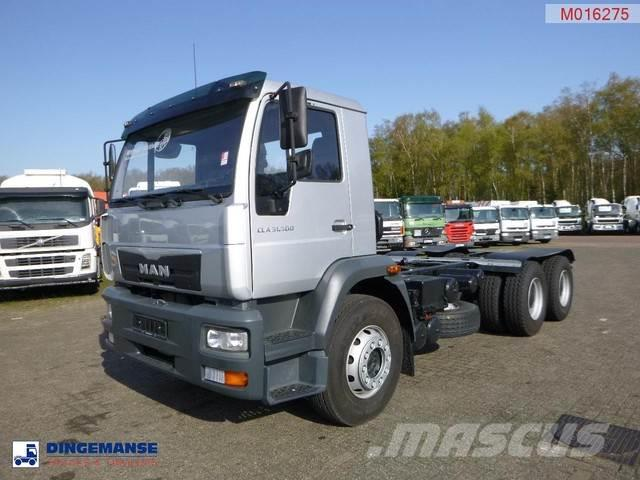 MAN CLA 31.300 6x4 BB chassis / NEW/UNUSED