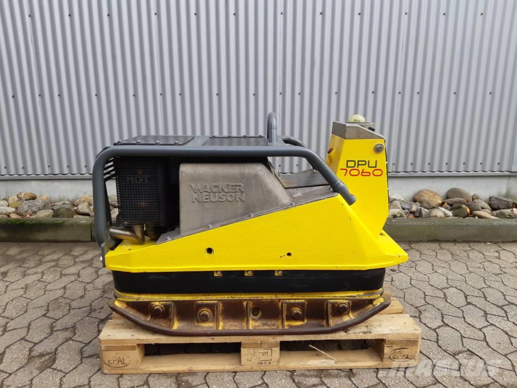 Wacker Neuson DPU7060Fe