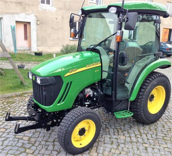 John Deere 3720 Attachments : Used john deere tractors year price