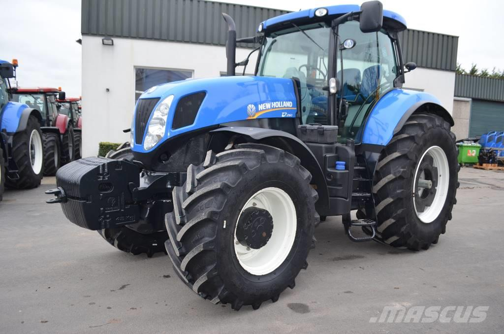 New Holland T7.260 Powercommand