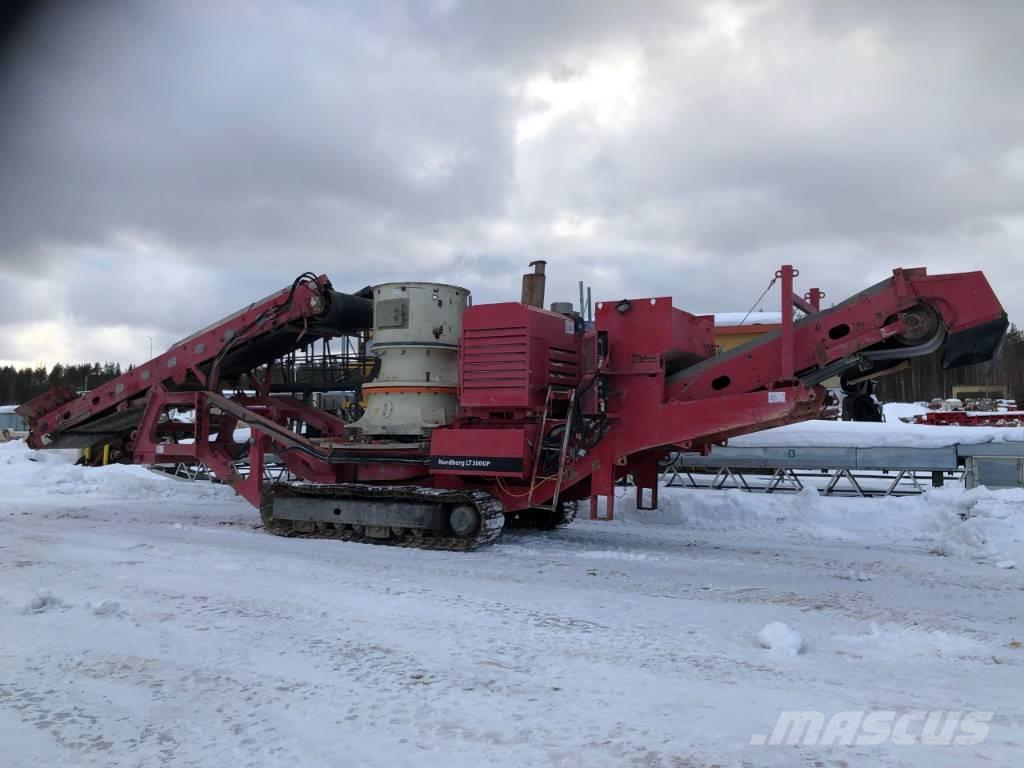 Metso Nordberg LT330GP