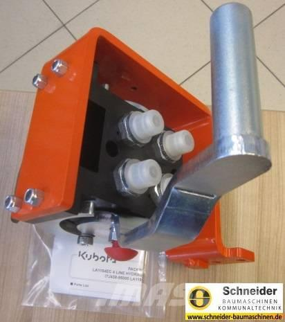 [Other] Faster Multikuppler 4-fach Schnellkuppler P508-M14