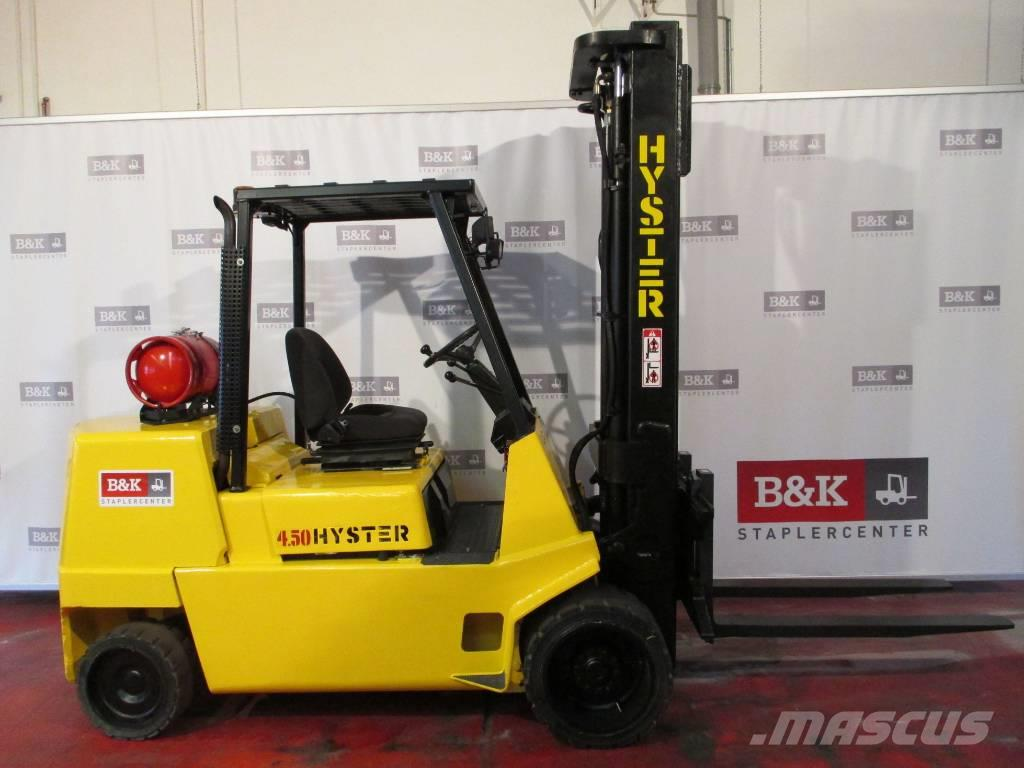 Hyster S 4.50 XL