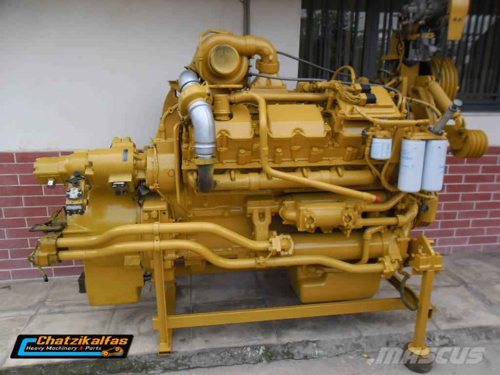 Caterpillar D 10 R ENGINE FOR BULLDOZER