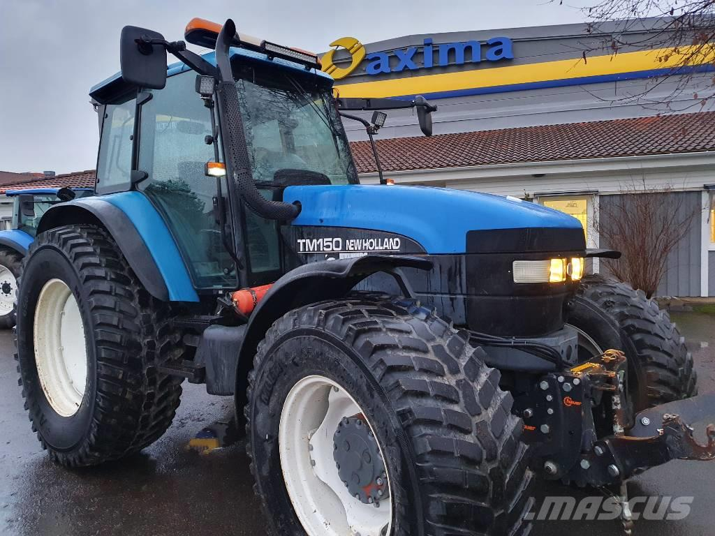 New Holland TM150 SS PowerCommand