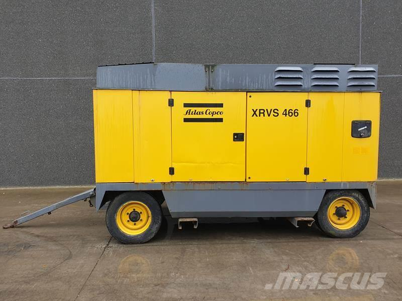 Atlas Copco XRVS 466 MD - N