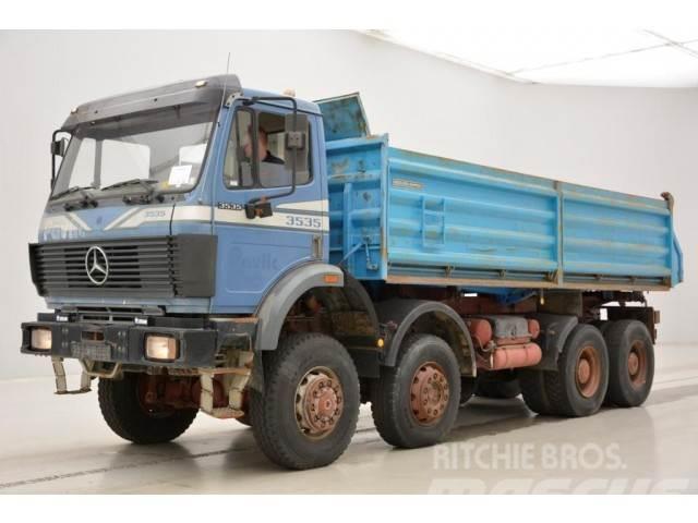 Mercedes-Benz 3535 - 8x6