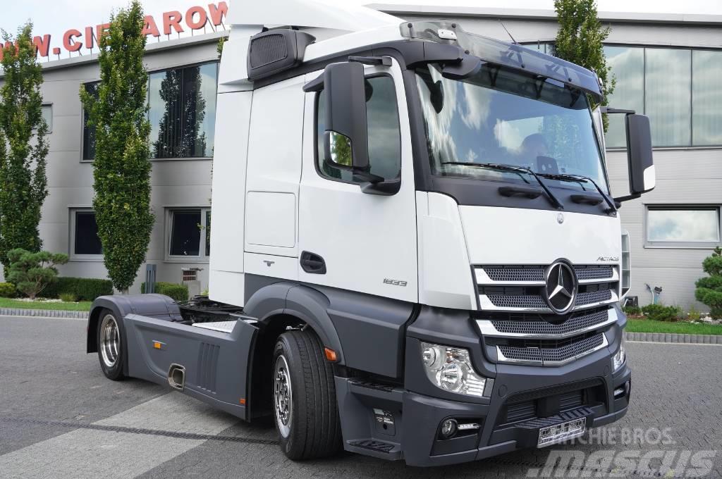 Mercedes-Benz TRACTOR-UNIT MERCEDES-BENZ ACTROS 1833 LSnRL E6
