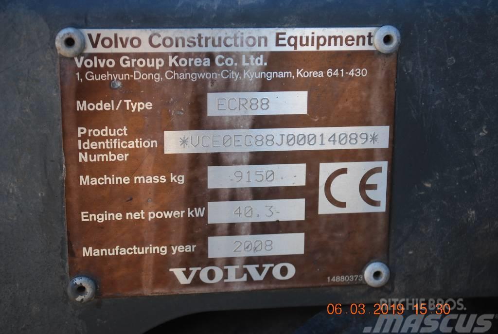 Volvo ECR 88 PLUS