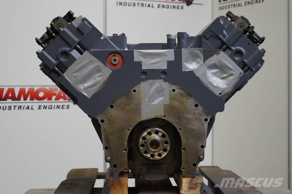 Deutz BF6M1015 C LONG-BLOCK
