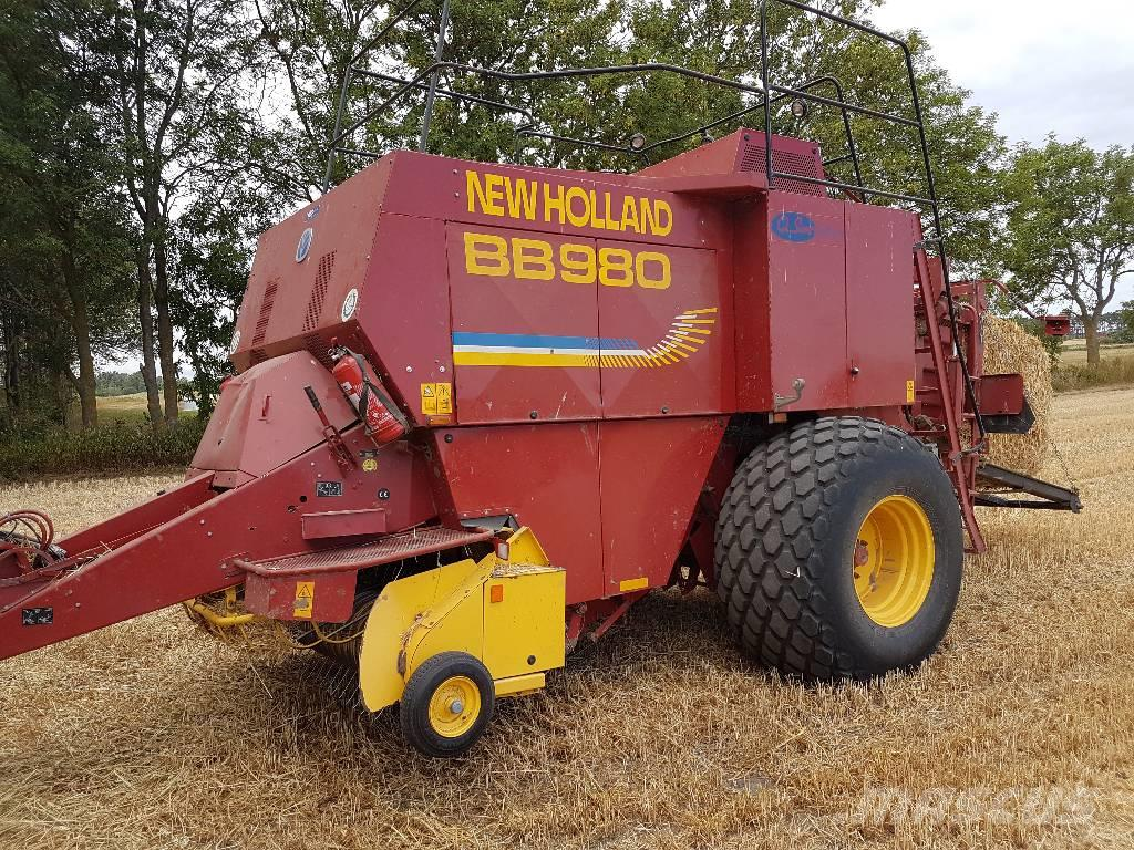 New Holland BB 980