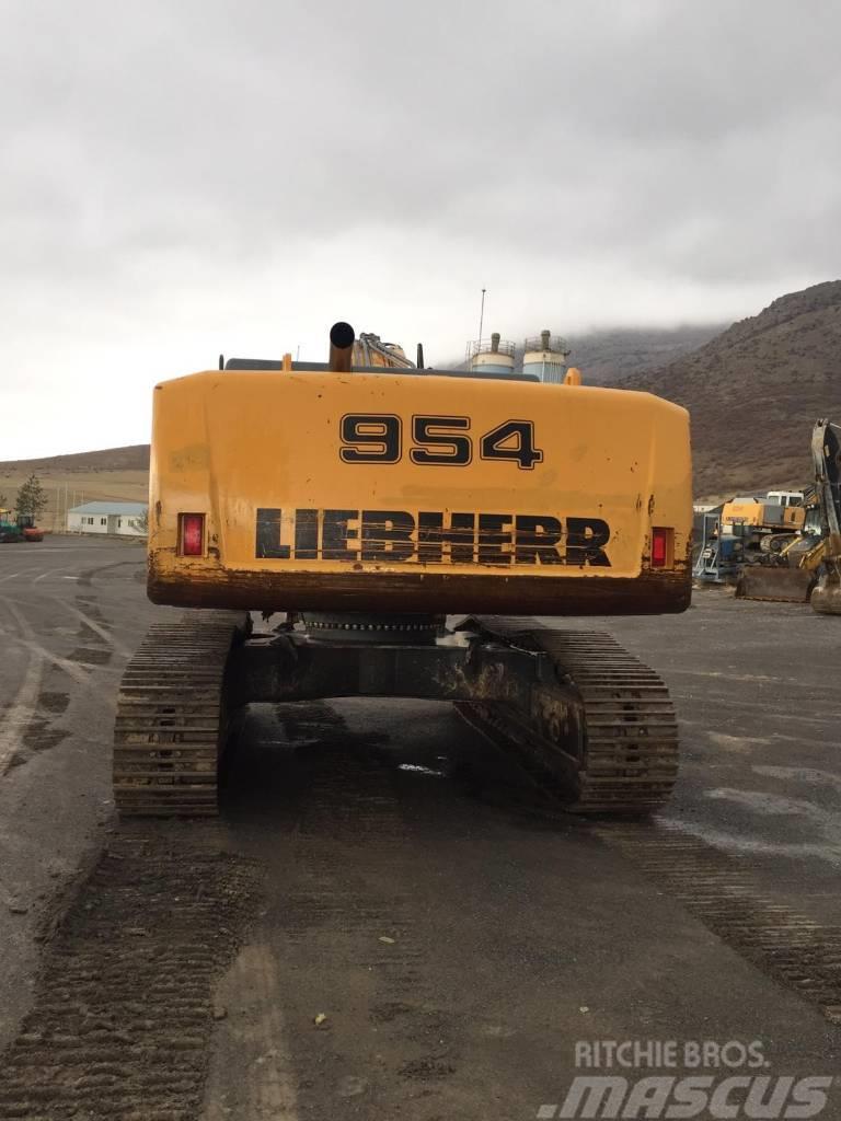 Liebherr R 954 C HD
