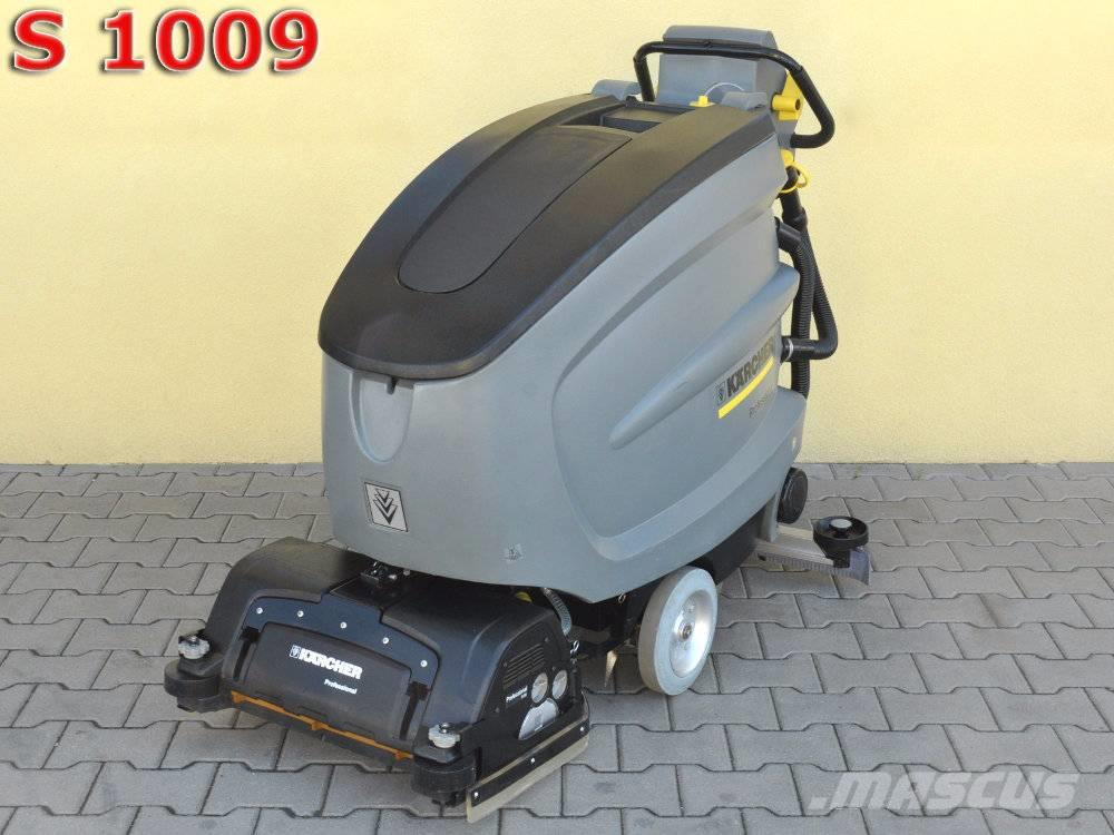 [Other] SCRUBBER KARCHER B 60 W / 416 mth