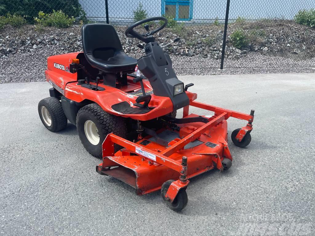 Kubota F1900 137 cm gräsklippare