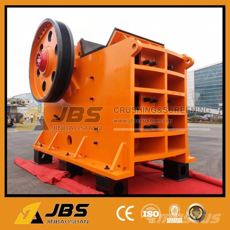 JBS Used PEV900X1200 Aggregate Jaw Crusher