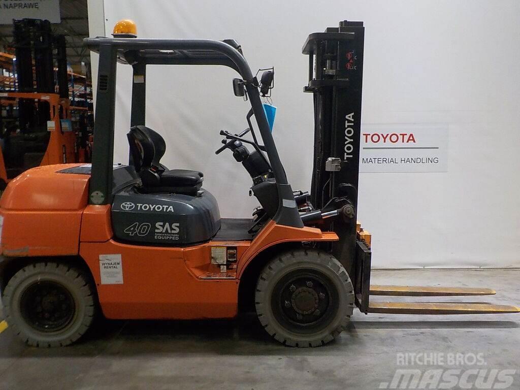 Toyota 7FD35