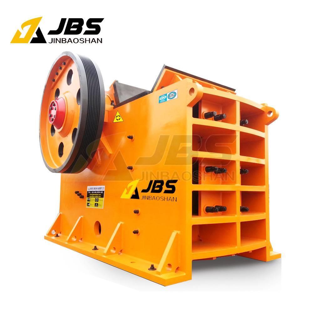 JBS PE 250*400 small portable granite jaw crusher