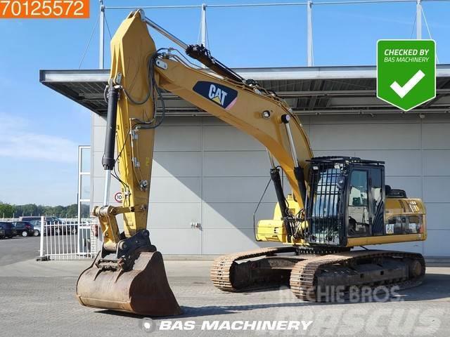 Caterpillar 329 D LN Narrow UC - German machine