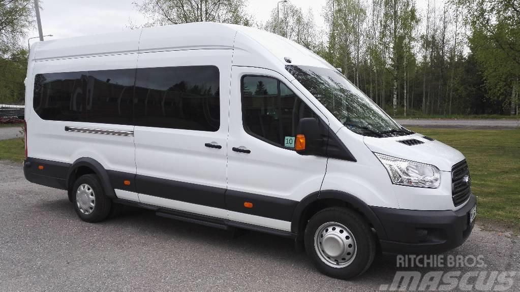 ford transit occasion prix 35 000 ann e d 39 immatriculation 2016 minibus ford transit. Black Bedroom Furniture Sets. Home Design Ideas