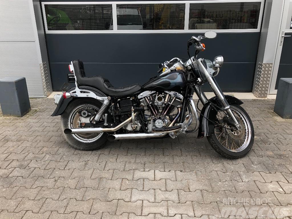 Harley-Davidson Shovelhead Motor