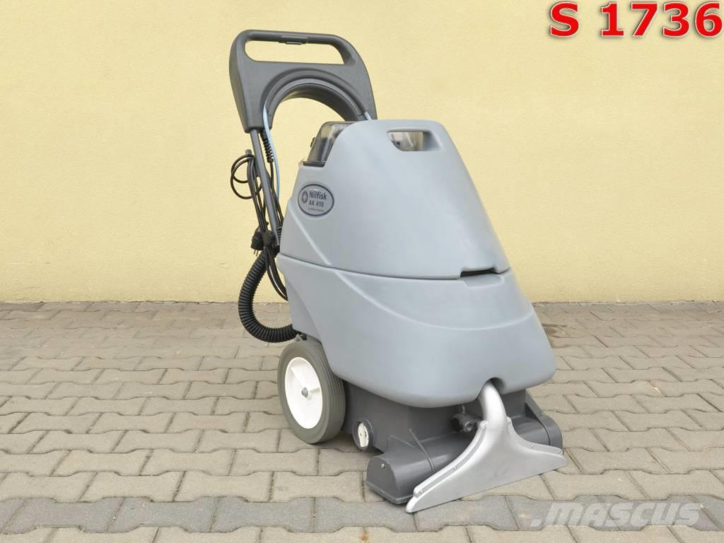 [Other] Carpet cleaner NILFISK AX 410
