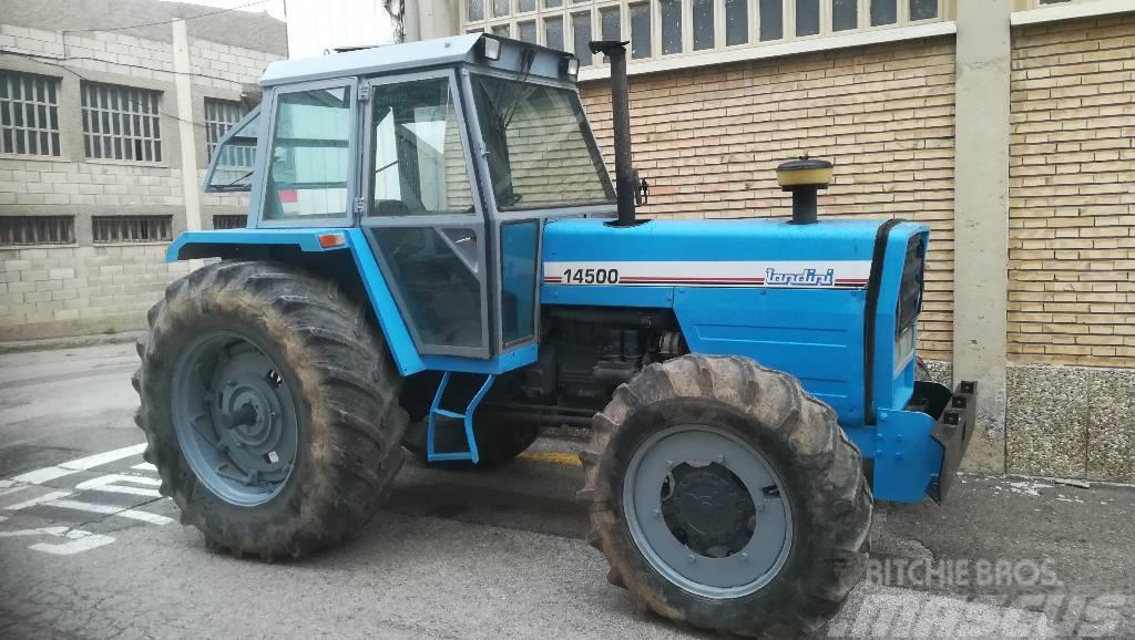Used landini 14500 tractors year 1989 price 9886 for sale landini 14500 1989 tractors fandeluxe Images