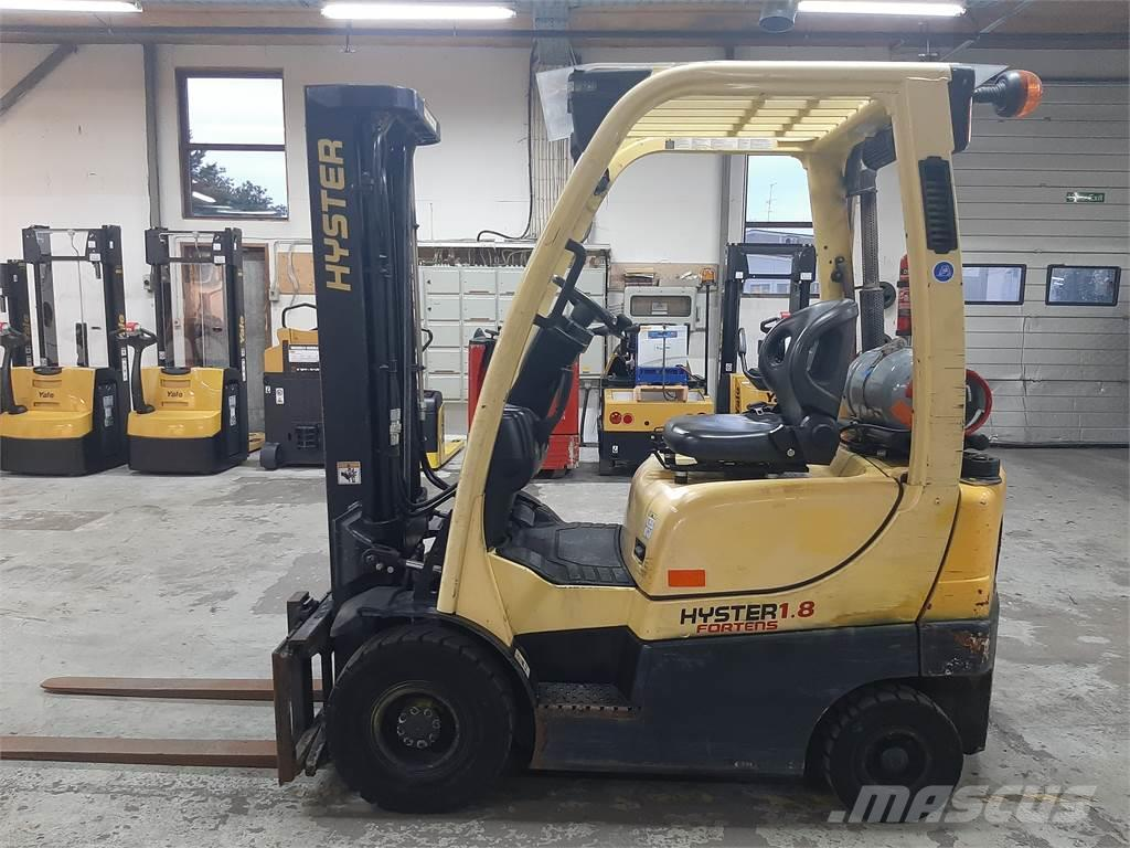Hyster H 1.8 FT