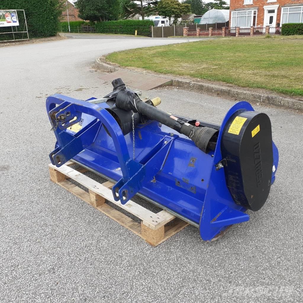 Ryetec P1600 flail mower