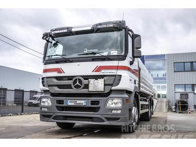 Mercedes-Benz ACTROS 2532+MAGYAR 21000L (7 COMP.)