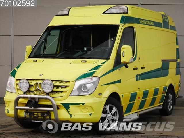 Mercedes-Benz Sprinter 319 CDI V6 Complete Ambulance Full Option