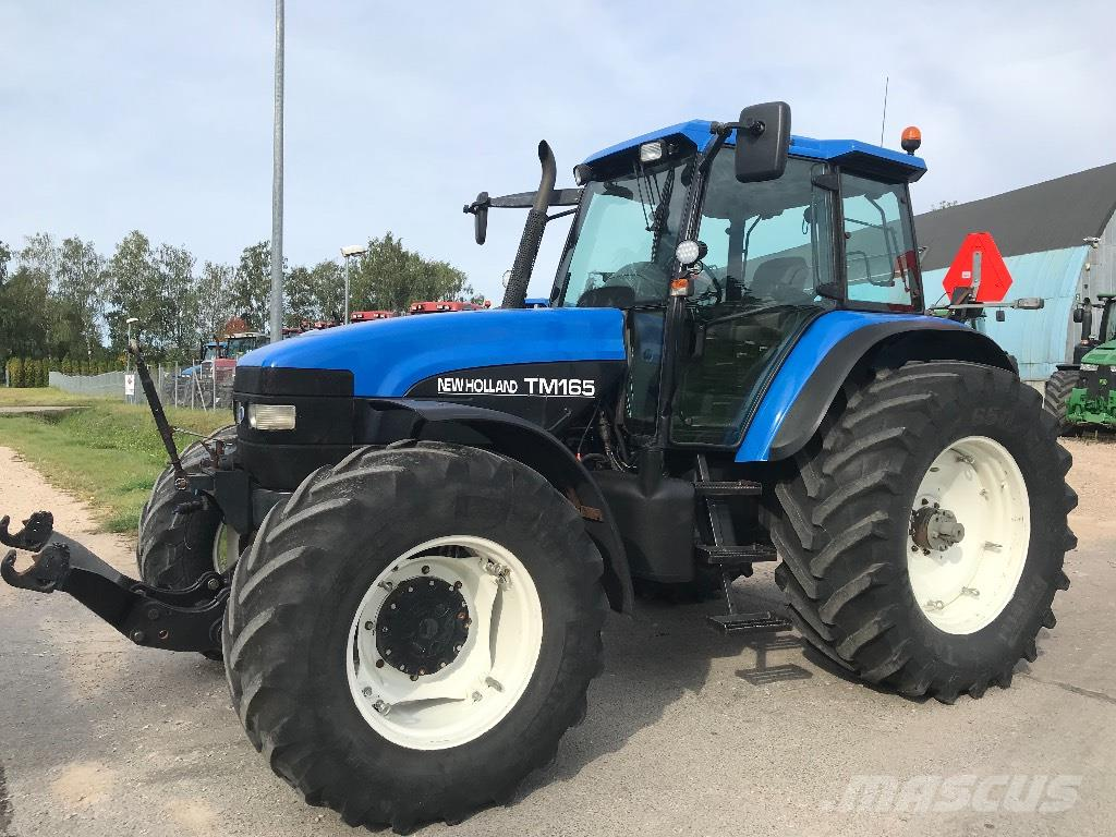 New Holland TM165 SS ULTRA