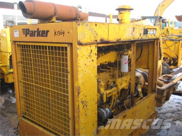 Caterpillar 3406 Power pack